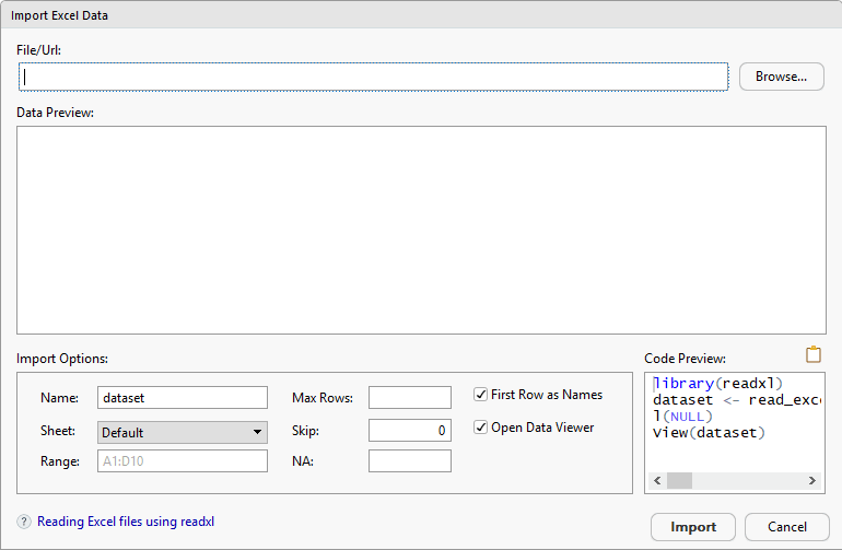 Independent-samples t-test using R, Excel and RStudio (page
